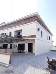 Executive Brand New 3 Bedroom Semi Detached Duplex With Bq 3 bedroom Semi-Detached Duplex for Sale Lekki Lagos Vetra  Property