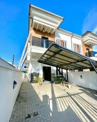 Lovely 4 Bedroom Semi Detached Duplex  4 bedroom Semi-Detached Duplex for Sale Lekki Lagos Vetra  Property