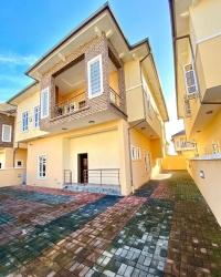 Amazing 5 Bedroom Detached Duplex  5 bedroom Detached Duplex for Sale Lekki Lagos Vetra  Property