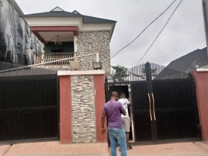 Newly Built 2 Bedroom Flat All Room Ensuite With Pop  2 bedroom Flat for Lease Agege Lagos Vetra  Property