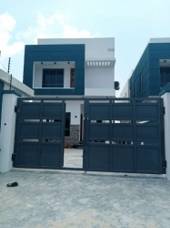 A Newly Built Sharp 5bedroom Fully Detached Duplex 5 bedroom Detached Duplex for Sale Lekki Lagos Vetra  Property