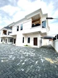 Brand New Four Bedroom Semi Detached Duplex With Bq  4 bedroom Semi-Detached Duplex for Sale Lekki Lagos Vetra  Property
