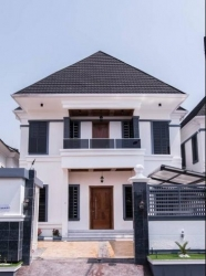 5 Bedroom Fully Detached Duplex With A Bq At Lekki For Sale 5 bedroom Detached Duplex for Sale Lekki Lagos Vetra  Property