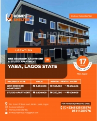 Own A Unit Of Apartment With Ease For 17years  Self Contained for Sale Yaba Lagos Vetra  Property