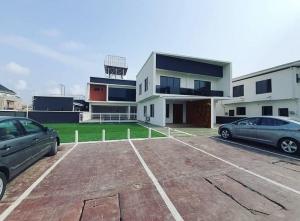 Beautiful 4 Bedroom Terrace Duplex 4 bedroom Terraced Duplex for Sale Lekki Lagos Vetra  Property