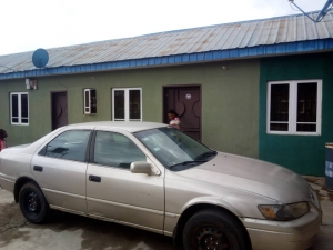 Standard Self Contained Mini Flat for Rent Ibadan Oyo Vetra  Property