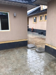 Newly Built Self Contained Self Contained for Rent Ibadan Oyo Vetra  Property