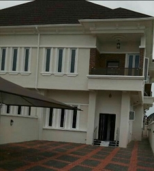 4 Bedroom Semi Detached House With A Bq At  Ajah 4 bedroom Detached Duplex for Sale Ajah Lagos Vetra  Property