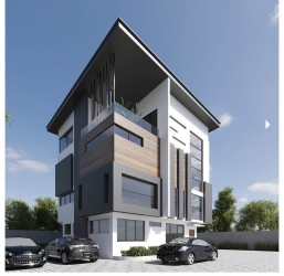 Luxury 5bedroom Fully Detached Duplexes With Bq  5 bedroom Detached Duplex for Sale Ikoyi Lagos Vetra  Property
