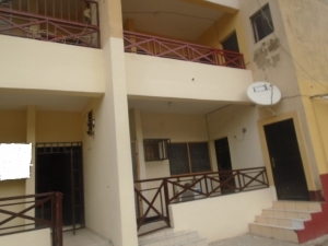 Well Renovated 2 Bedroom Flat, Clean With Pop Finishing 2 bedroom Flat for Rent Wuye Abuja Vetra  Property