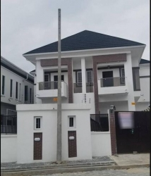 4 Bedroom Semi Detached Duplex + Bq For Sale 4 bedroom Detached Duplex for Sale Lekki Lagos Vetra  Property