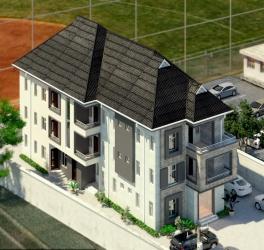On Going Construction Of 6unit 2bedroom Flat  2 bedroom Blocks of Flats for Sale Lekki Lagos Vetra  Property