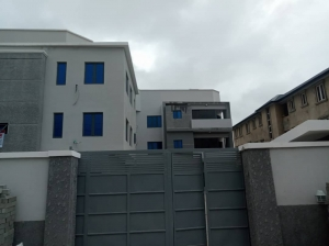 Newly Built Tastefully Finished Partly Serviced 3bedroom Apartment 3 bedroom Blocks of Flats for Rent Lekki Lagos Vetra  Property