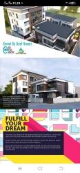 Newly Built Beautifully Designed Serviced 2bedroom Apartment 2 bedroom Blocks of Flats for Sale Lekki Lagos Vetra  Property