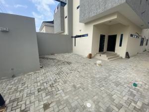 Neely Built 3 Bedroom All Rooms En-suite Semi Detached Duplex With A Room Bq  3 bedroom Semi-Detached Duplex for Rent Lekki Lagos Vetra  Property