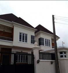 4 Bedroom Fully Detached Duplex + Bq For Sale At Thomas Estate 4 bedroom Detached Duplex for Sale Ajah Lagos Vetra  Property
