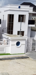 An Extremely Beautiful And Exotic 5 Bedroom Fully Detached Duplex Plus A Room Bq 5 bedroom Detached Duplex for Sale Ajah Lagos Vetra  Property
