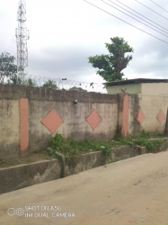 Commercial 1500sqm Land With Demilishable Structure Facing Major Express Commercial Land for Sale Ikeja Lagos Vetra  Property
