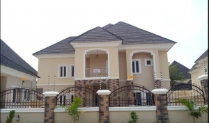 Brand New 5 (five) Bedrooms Duplex With 2 Rooms 7 bedroom Detached Duplex for Sale Gwarinpa Abuja Vetra  Property
