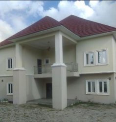 New 5 Bedrooms Duplex In Gwarinpa Along The Road 7 bedroom Detached Duplex for Sale Gwarinpa Abuja Vetra  Property
