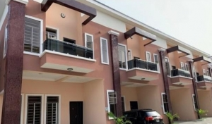 4 Bedroom Terrace Duplex For Sale In Chevron 4 bedroom House for Sale Lekki Lagos Vetra  Property