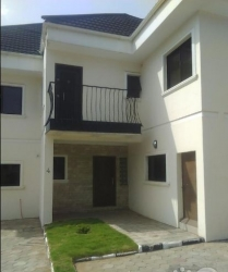 Serviced Terrace Duplex In Asokoro For Rent 5 bedroom Terraced Duplex for Rent Asokoro District Abuja Vetra  Property