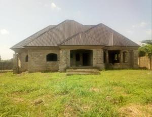 Uncp 4 Bedrooms Bungalow Built On 2 Plots Of Land At àpáta Area Ibadan 4 bedroom Flat for Sale Ido Oyo Vetra  Property
