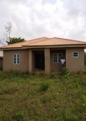 2 Bedroom Bungalow At Apata Area Omi Adio Ibadan  2 bedroom House for Sale Ido Oyo Vetra  Property