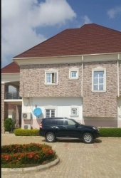 Detached 5 Bedroom Duplex +3 Bedroom Bq At Idu/karmo  For Sale In Abuja  5 bedroom Detached Duplex for Sale Karmo Abuja Vetra  Property