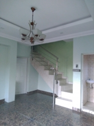 Three (3) Bedroom Duplex In A Serene And Secured High Class Estate With 24hrs Light, Swimming Pool, Football, Basketball Pitch, Lawn Tennis Court, Table Tennis, And Gym 3 bedroom Semi-Detached Duplex for Rent Ikeja Lagos Vetra  Property