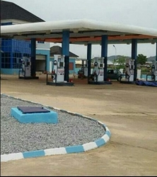 New Filling Station  Opposite Centenary City For Sale Filling Station for Sale Lugbe District Abuja Vetra  Property