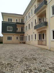 A Tastefully Finished Brand New 3bedroom Flat With 1room Bq In Jahi District 3 bedroom Flat for Sale Jahi Abuja Vetra  Property