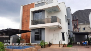 Newly Built 4bedrooms Detached Duplex With Swimming Pool  4 bedroom Detached Duplex for Sale Asaba Delta Vetra  Property