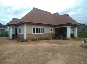 4bedrooms Bungalow With 2rooms Bq Delta State  4 bedroom Detached Bungalow for Sale Asaba Delta Vetra  Property