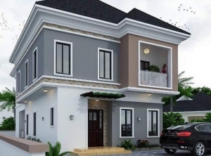 5bedroom Duplex @ Amen Estate 2.ibeju Lekki Lagos 5 bedroom Detached Duplex for Sale Lekki Lagos Vetra  Property