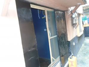 Mini Flat With 2 Toilets/1 Bathroom For Letting At Off Toyin Street,ikeja.the Rent Is 700,000 Naira Per Anum,minimum Rent Of 1 Year Mini Flat for Rent Ikeja Lagos Vetra  Property