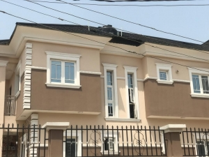 Luxury Twin 4bedroom Duplex With Space For 5cars Semi-Detached Duplex for Sale Kosofe Ikosi Lagos Vetra  Property