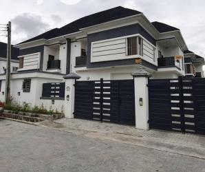 4bedroom Semi Detached Duplex With Bq 4 bedroom Detached Duplex for Sale Lekki Lagos Vetra  Property