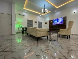 4-bedroom Duplex For Short Let @ Lekki - Chevron Toll Gate  4 bedroom House for Short let Lekki Lagos Vetra  Property