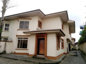 4 Bedroom Semi-detached Duplex With 2 Rooms Boys' Quarters And A Security House 4 bedroom Semi-Detached Duplex for Rent Lekki Lagos Vetra  Property