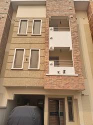 Tastefully Furnished 4 Bedroom Terraced Duplex With A Room Boys' Quarters  4 bedroom Terraced Duplex for Sale Lekki Lagos Vetra  Property