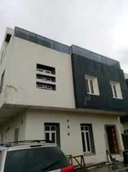 Newly Built 5 Bedroom Detached Duplex With A Room Boys' Quarters  5 bedroom Detached Duplex for Rent Lekki Lagos Vetra  Property