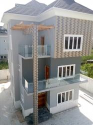Tastefully Furnished 5 Bedroom Detached Duplex With A Room Boys' Quarters  5 bedroom Detached Duplex for Rent Lekki Lagos Vetra  Property