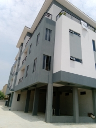 Spacious And Newly Built 3 Bedroom Flat  3 bedroom Flat for Rent Lekki Lagos Vetra  Property