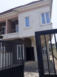 4 Bedroom Semi-detached Duplex With A Room Boys' Quarters 4 bedroom Semi-Detached Duplex for Sale Lekki Lagos Vetra  Property
