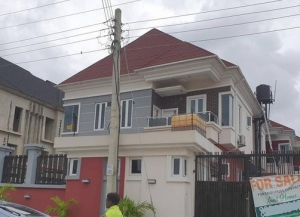 Tastefully Finished 4bedroom Stand Alone Duplex With 1bq 4 bedroom Detached Duplex for Sale Lekki Lagos Vetra  Property