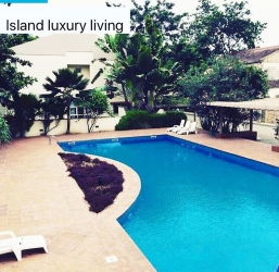 Executive Five Star Communal Living Ceo Standard Five(5) Bed Detached Duplexes 5 bedroom Detached Duplex for Lease Ikoyi Lagos Vetra  Property