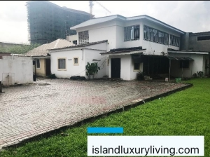 Luxuriously Finished And Well Built Four(4) Bed Detached Duplex With Garden And Car Park For 20 Cars 4 bedroom Detached Duplex for Lease Ikoyi Lagos Vetra  Property