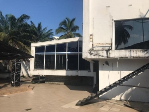 Fully Detached Building With Swimming Pool Perfect Office Space for Lease Victoria Island Lagos Vetra  Property