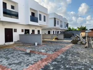 4 Bedroom Semi Detached Duplex 4 bedroom Semi-Detached Duplex for Sale Ajah Lagos Vetra  Property